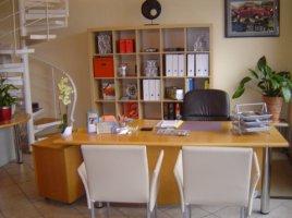 Anmeldung & Büro
